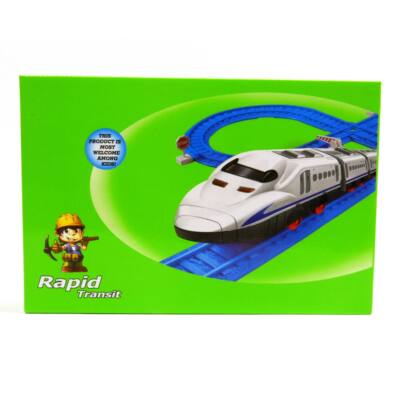 Vonatpálya játék 1