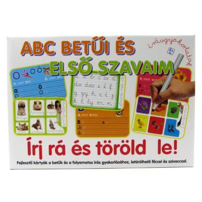 ABC betűi és első szavaim 1