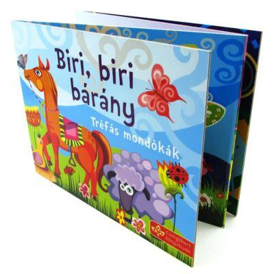 Biri, biri bárány - harmonikakönyv 1