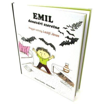 Vincent Cuvellier - Ronan Badel: Emil denevért szeretne 1