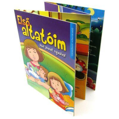 Első altatóim - harmonikakönyv 1