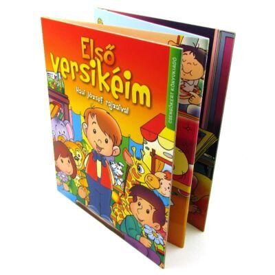 Első versikéim - harmonikakönyv 1