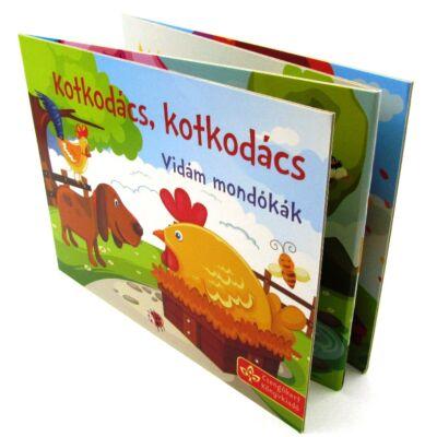 Kotkodács, kotkodács - harmonikakönyv 1