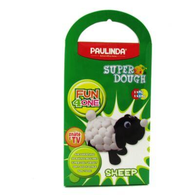 Kreatív gyurma Paulinda-Sheep