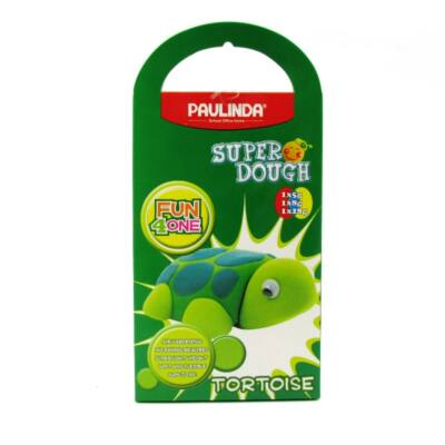 Kreatív gyurma Paulinda-Tortoise