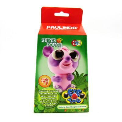 Kreatív gyurma Paulinda-lila maci