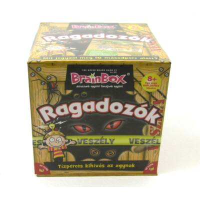 BrainBox - Ragadozók