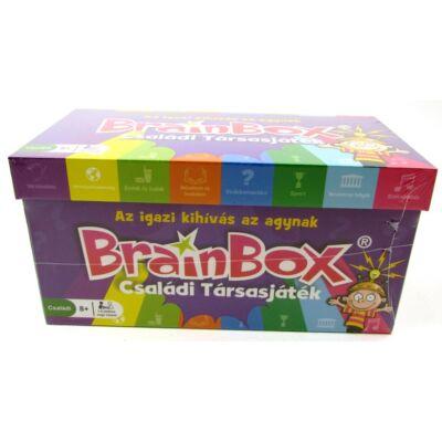 BrainBox - Családi társasjáték