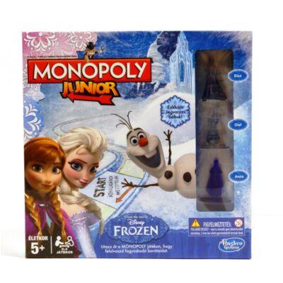 Monopoly Junior Frozen Társasjáték 1