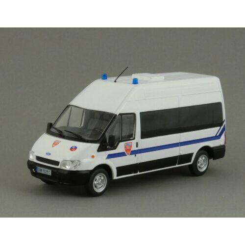 Ford Transit CRS Police 1:43 Modellautó