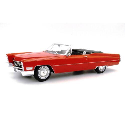 Cadillac DeVille Convertible 1967 1:18 Modellautó