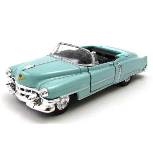 Cadillac Eldorado 1953 autómodell