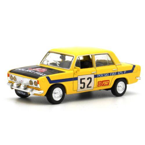 Fiat 125 Rally 1:43 Modellautó