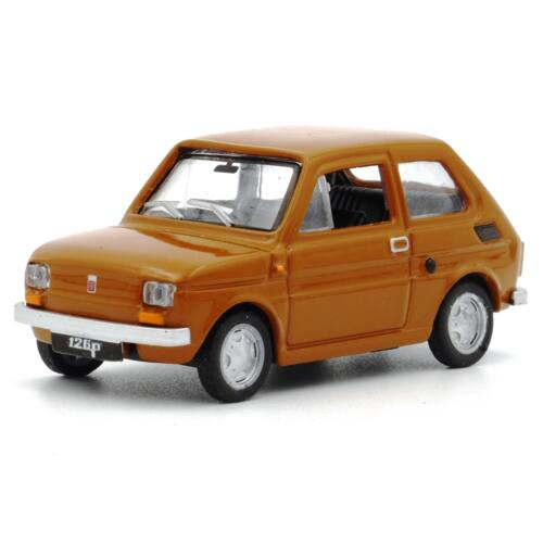 Fiat 126 1:43 Modellautó