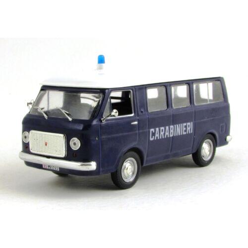 Fiat 238 rendőr autómodell