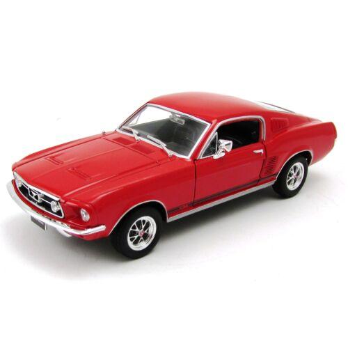 Ford Mustang GT 1967 modellautó