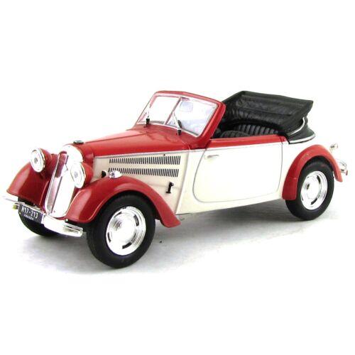 Ifa F8 Cabrio 1:43 Modellautó
