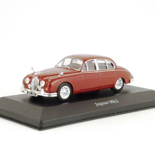 Jaguar MK II. 1960 1:43 Modellautó