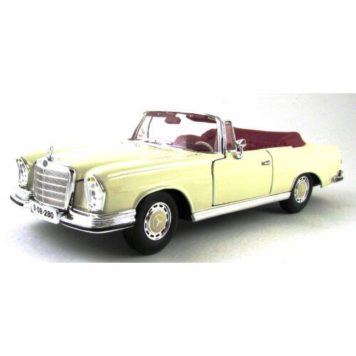 Mercedes-Benz 280SE 1967 1:18 Modellautó