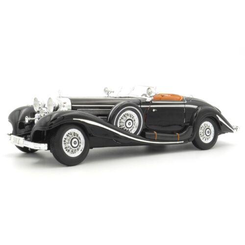 Mercedes-Benz 500K TYP Specialroadster 1936 1:18 Modellautó