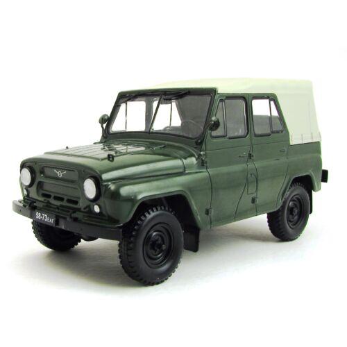 Uaz 469 B 1-24 Modellautó