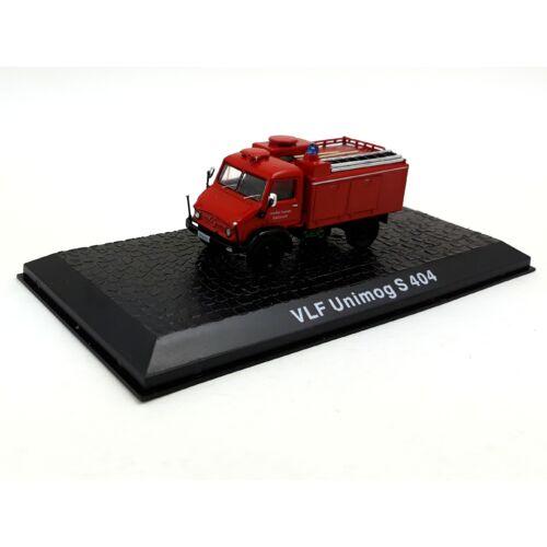 Tűzoltó VLF Unimog S 404 autómodell