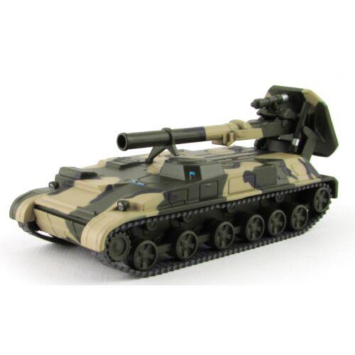 2C4 Harckocsi Modellautó