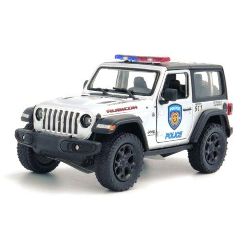 Jeep Wrangler 2018 Speciális Modellautó