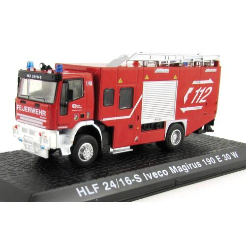Tűzoltó - HLF 24/16-S Iveco Magirus 190 E 30 W Modellautó