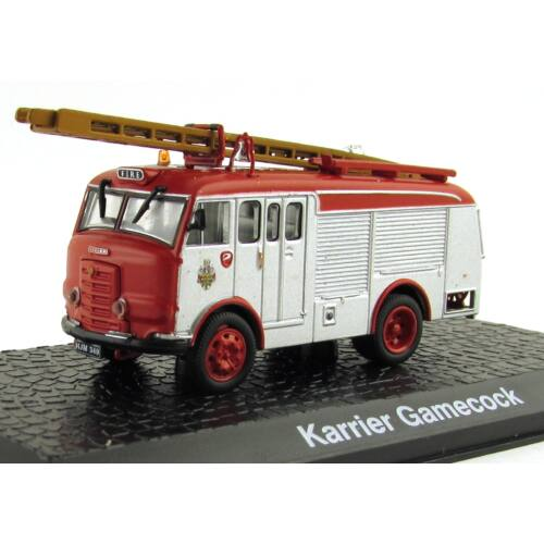Karrier Gamecock Modellautó