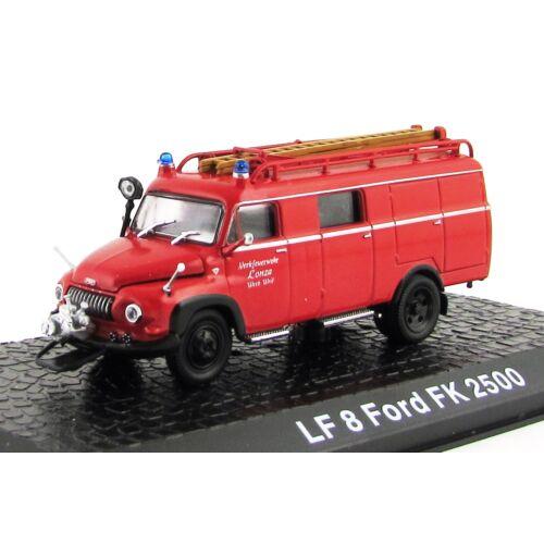 Tűzoltó - LF 8 Ford FK 2500 Modellautó