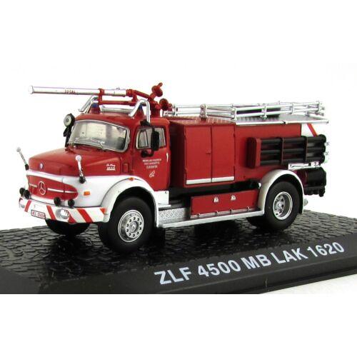 Tűzoltó - ZLF 4500 MB LAK 1620 Modellautó