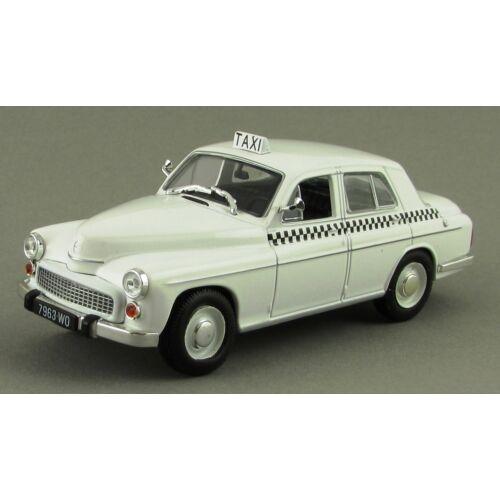 Warsawa 203 Taxi 1:43 Modellautó