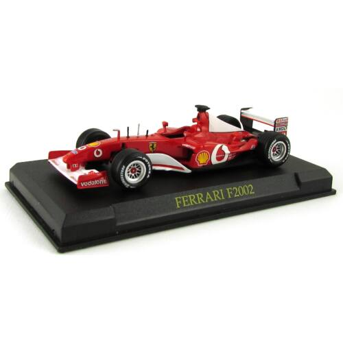 Ferrari F2002 1:43 Modellautó