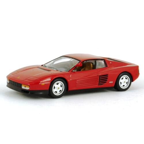 Ferrari Testarossa 1:43 Modellautó