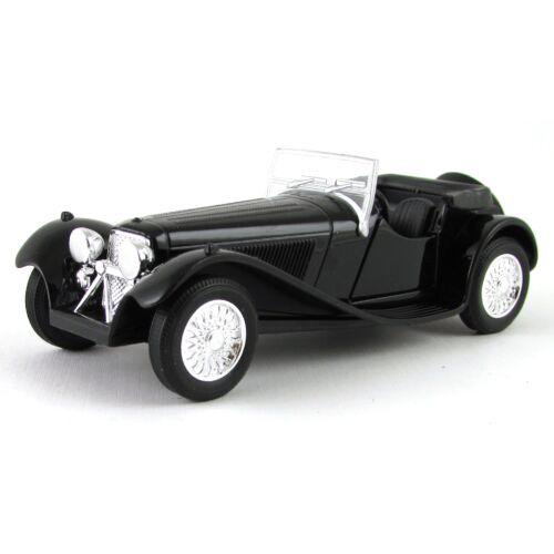 SS Jaguar 100 Modellautó