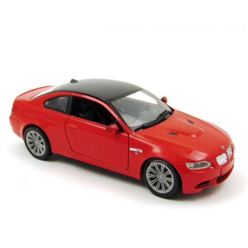 BMW M3 Coupe Silver metálautó
