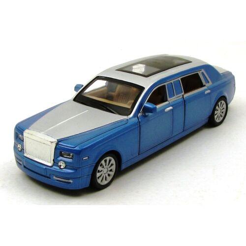 Bentley Limousine hanggal és fénnyel autómodell
