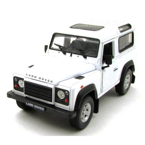Land Rover Defender játékautó