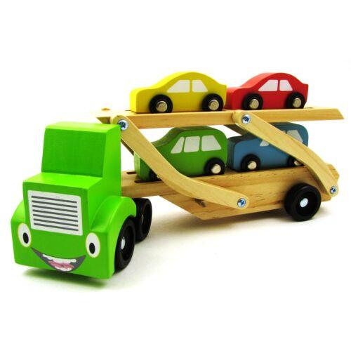 Fa autószállító kamion 2