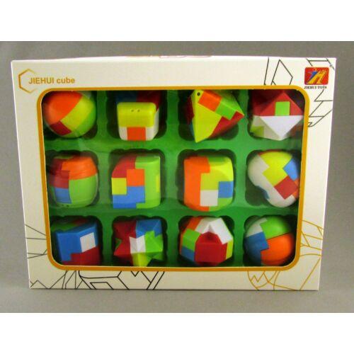 3D Puzzle 12 db-os Játék 1